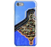 Penang Mansion Rooftops iPhone Case/Skin