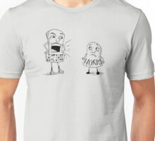 grandfather and grandson Unisex T-Shirt