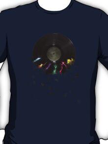Shattered Vinyl T-Shirt