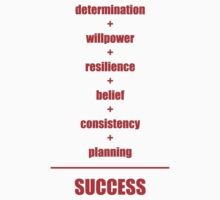 Success by darrensurrey