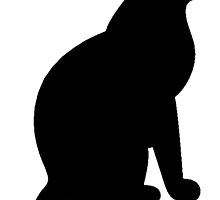 Cat Silhouette by kwg2200