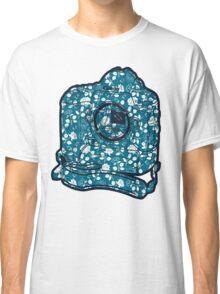 1d C Floral Classic T-Shirt