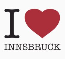 I ♥ INNSBRUCK by eyesblau