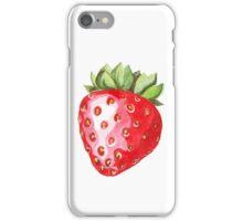 Juicy Strawberry iPhone Case/Skin