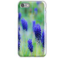 Grape Hyacinth iPhone Case/Skin