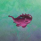 Bigfish Boo! by AndyCatBug