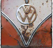 VW Determined  by Tiltedgiraffes