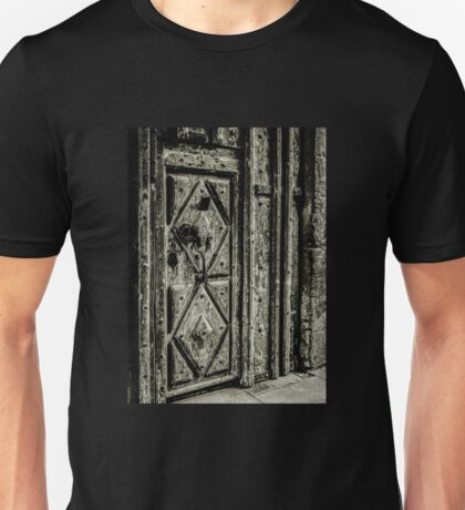 Doors of the World Series #12 Unisex T-Shirt