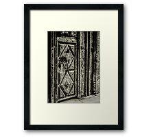 Doors of the World Series #12 Framed Print