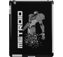 Turning to Zero (Greyscale) iPad Case/Skin