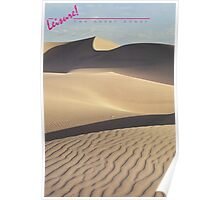 LEISURE! The Great Dunes Poster