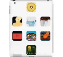 There's an app for that Radiohead iPad Case/Skin