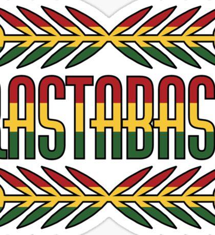 Rastabass Cool  Sticker