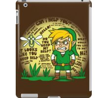 Navi 2.0 (colab with Andriu) iPad Case/Skin