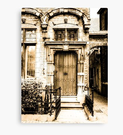Doors of the World Series #14 Canvas Print