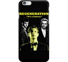 Regeneration iPhone Case/Skin
