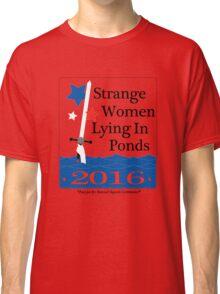 Strange Women  Classic T-Shirt
