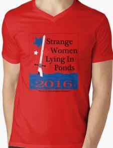 Strange Women  Mens V-Neck T-Shirt