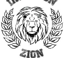 IRON LION ZION BOB MARLEY by pesege