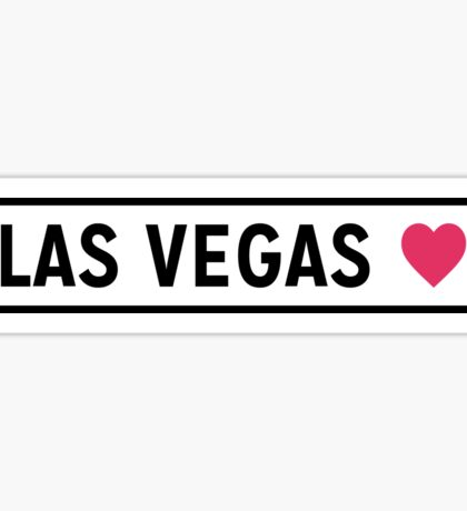 Las Vegas NV Lite Sticker