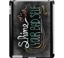 Shine On With Your Bad Self iPad Case/Skin