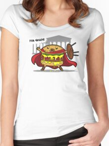 For grease Women's Fitted Scoop T-Shirt