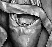 Greyscale Grishko 1 by Rachelle Dyer