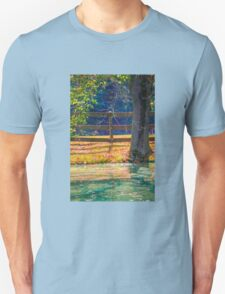 BEYOND THE FENCE Unisex T-Shirt