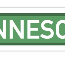 Minnesota G Sticker