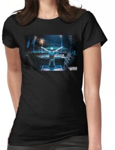 armin van buuren Womens Fitted T-Shirt