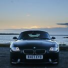 BMW Z4M Coupe by iShootcars