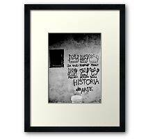 Cats Artists - Da Vinci, Rembrandt, Monet, Pollock, Picasso, Dalì - Historia Da Arte  Framed Print