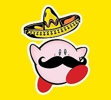 Mexican kirby by Maestro Hazer
