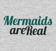 Mermaids are real by Boogiemonst