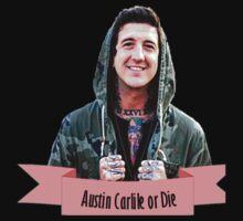 Austin Carlile or Die by lexielikeastorm