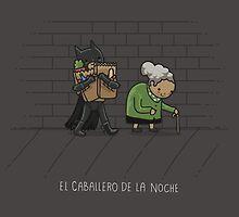 El caballero de la noche by Andres Colmenares