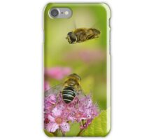Hoverflies  [ Please read description ] iPhone Case/Skin