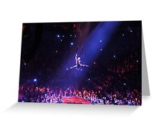 Try P!NK Greeting Card