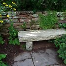 Have a seat... relax by Bernie Garland