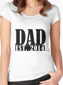 DAD 2014 Women's Fitted Scoop T-Shirt