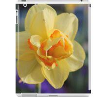 Some Kind of Daffodil iPad Case/Skin