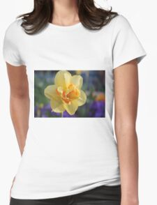 Some Kind of Daffodil Womens Fitted T-Shirt