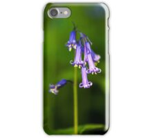 Bluebell iPhone Case/Skin