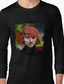 Depp. Long Sleeve T-Shirt