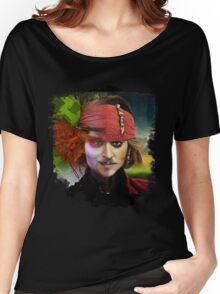 Depp. Women's Relaxed Fit T-Shirt