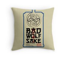 Just a drink. Throw Pillow