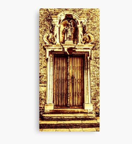Doors of the World Series #21 Canvas Print