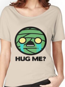 Hug Me Women's Relaxed Fit T-Shirt