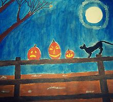 Night of Frights by ericaallen