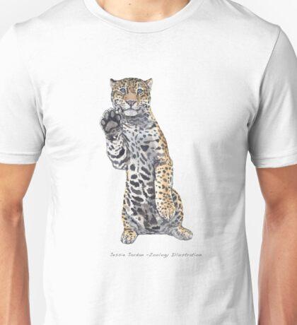 Nice to Meet You Jaguar Unisex T-Shirt